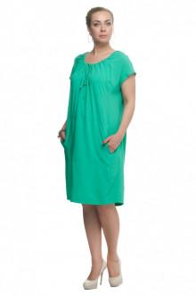 """Платье """"Олси"""" 1605043/2 ОЛСИ (Бирюза)"""