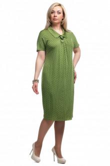 """Платье """"Олси"""" 1605028/3 ОЛСИ (Зеленый)"""